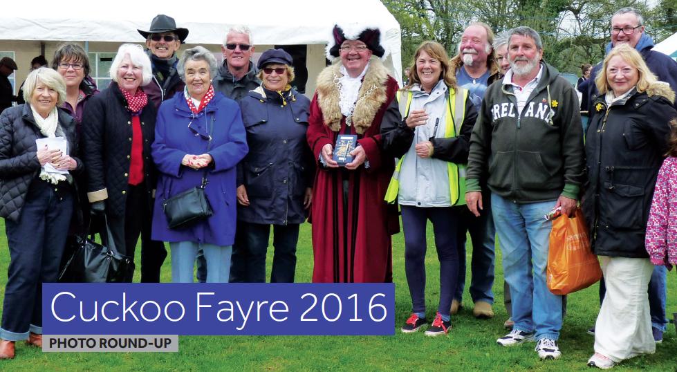 Cuckoo Fayre 2016