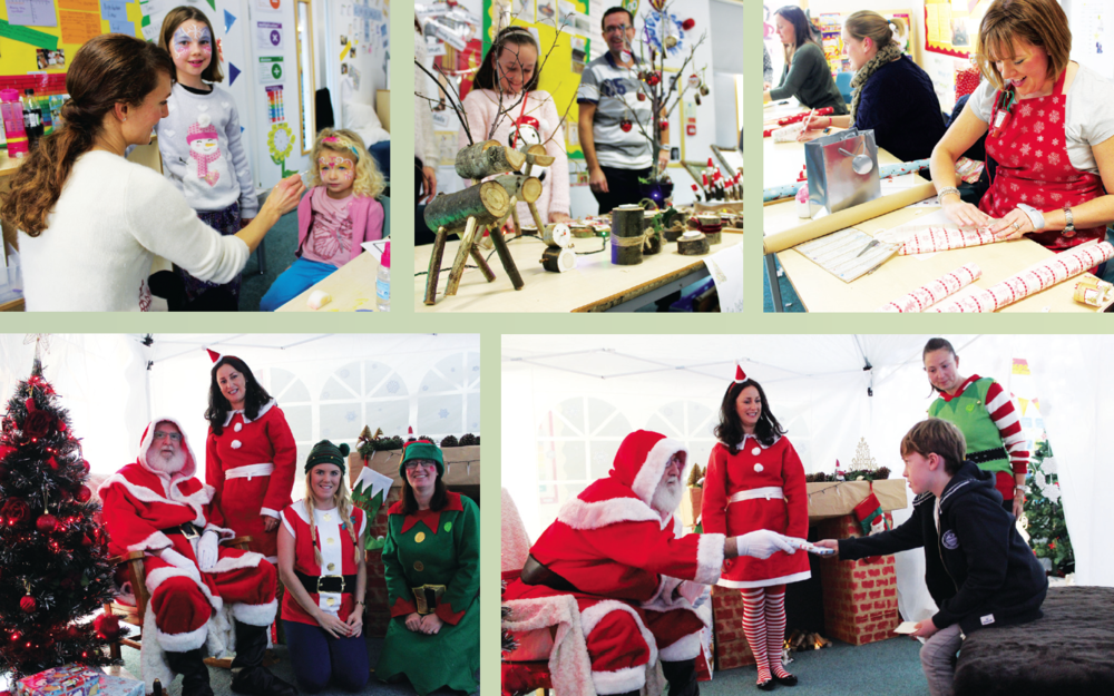 Bolnore VIllage Primary School Christmas Fair 2016
