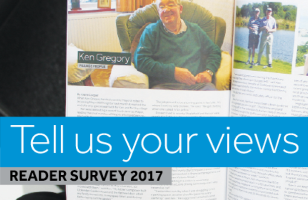 complete the cuckfield life reader survey online here...