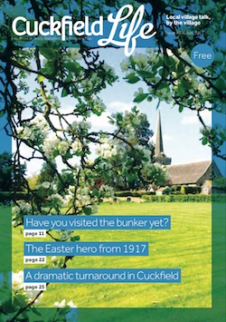 APRIL 2017 CUCKFIELD LIFE 8Mb