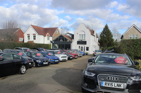 15) - Cuckfield Motor Company