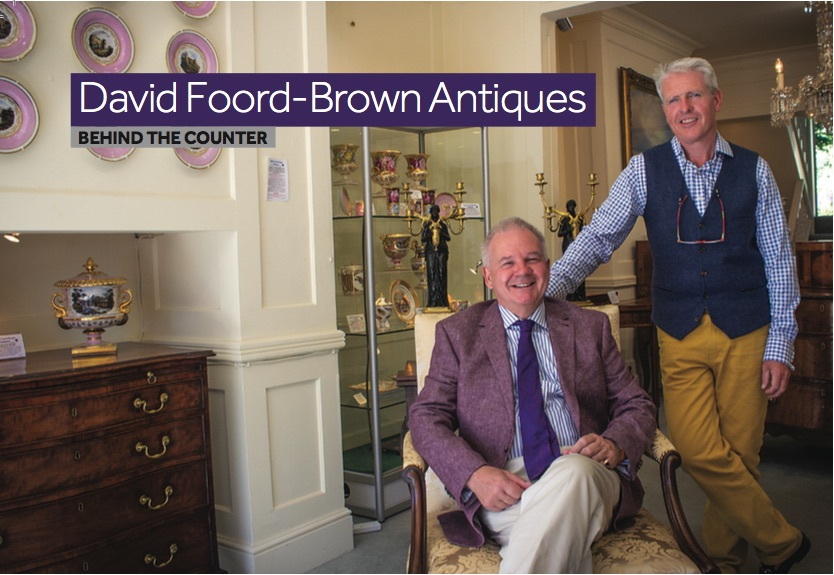 David Foord-Brown and Sean Barry
