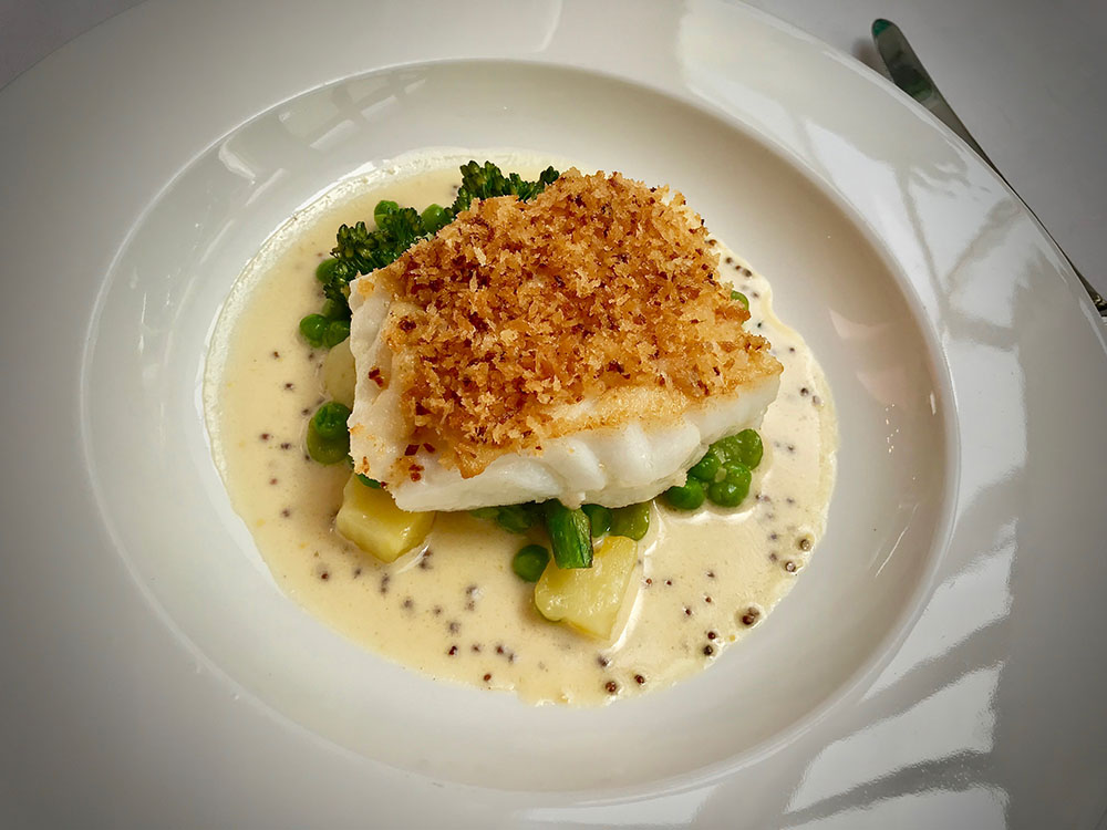 Newhaven Landed Cod