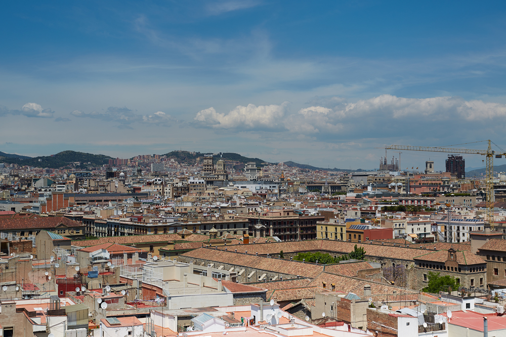 Barcelona Spain 2013