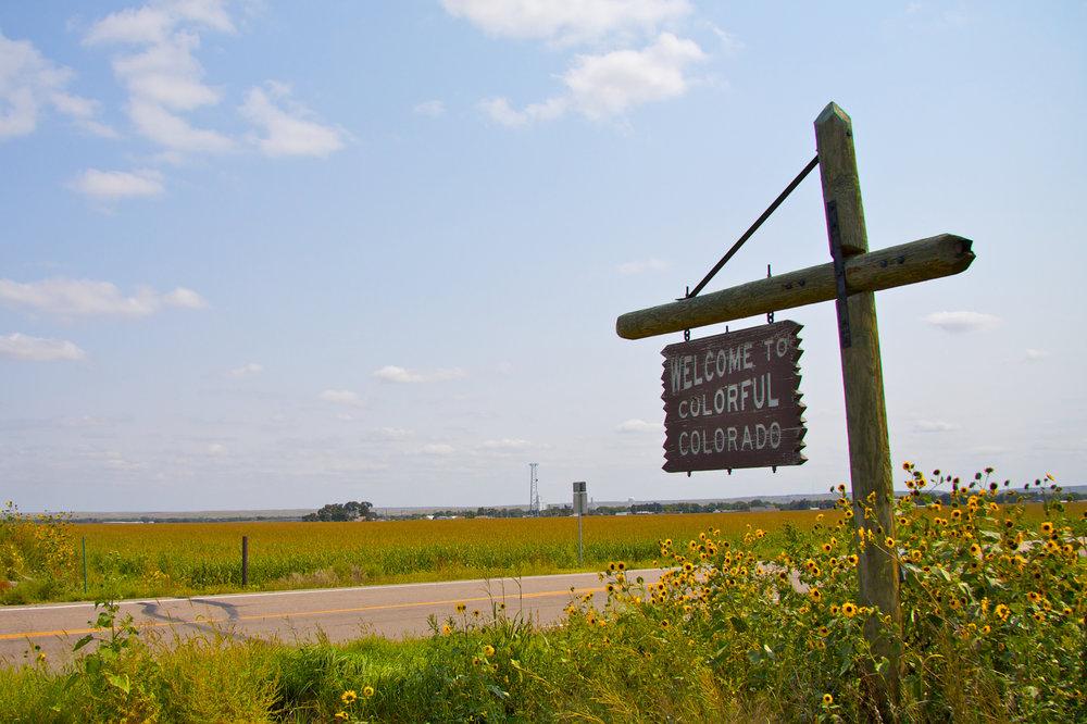 U.S. 385, Sedgwick County