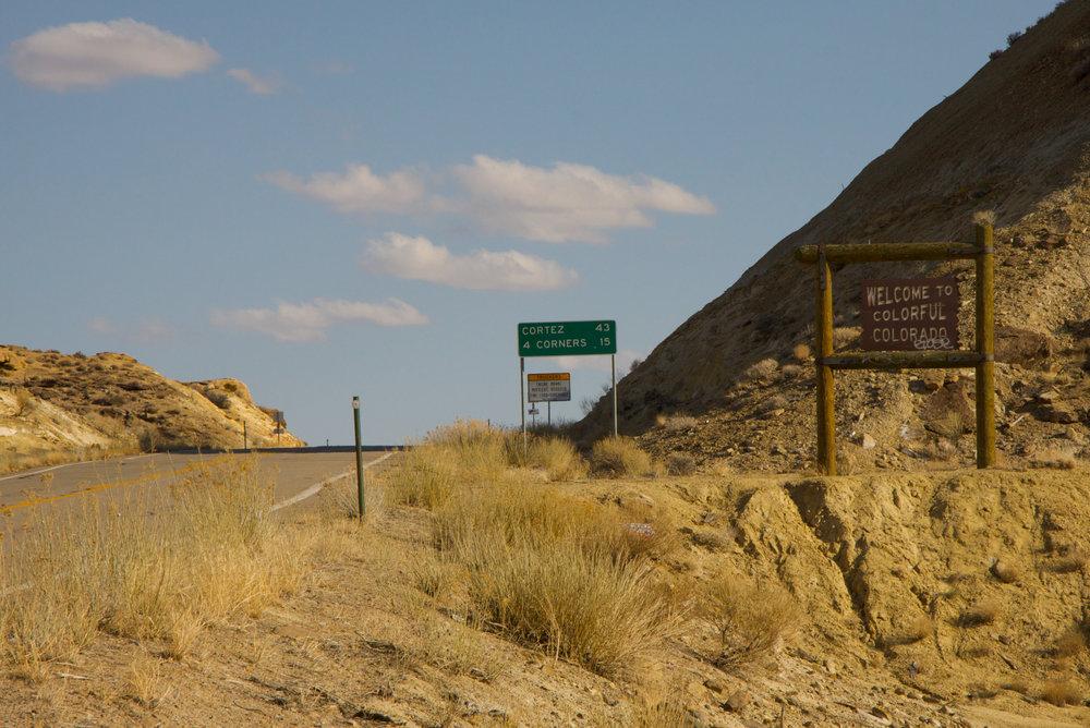 Colo. 41, Montezuma County
