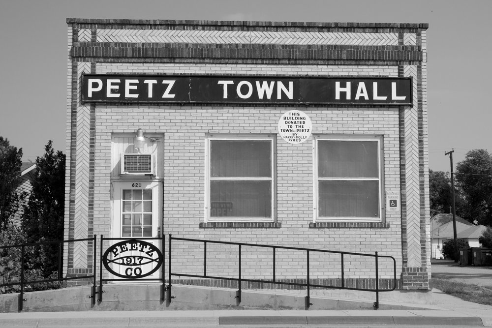 Peetz Town Hall