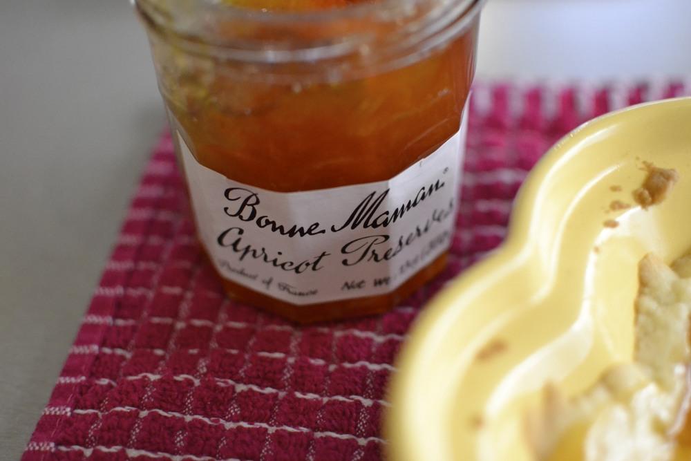 my favorite apricot jam.