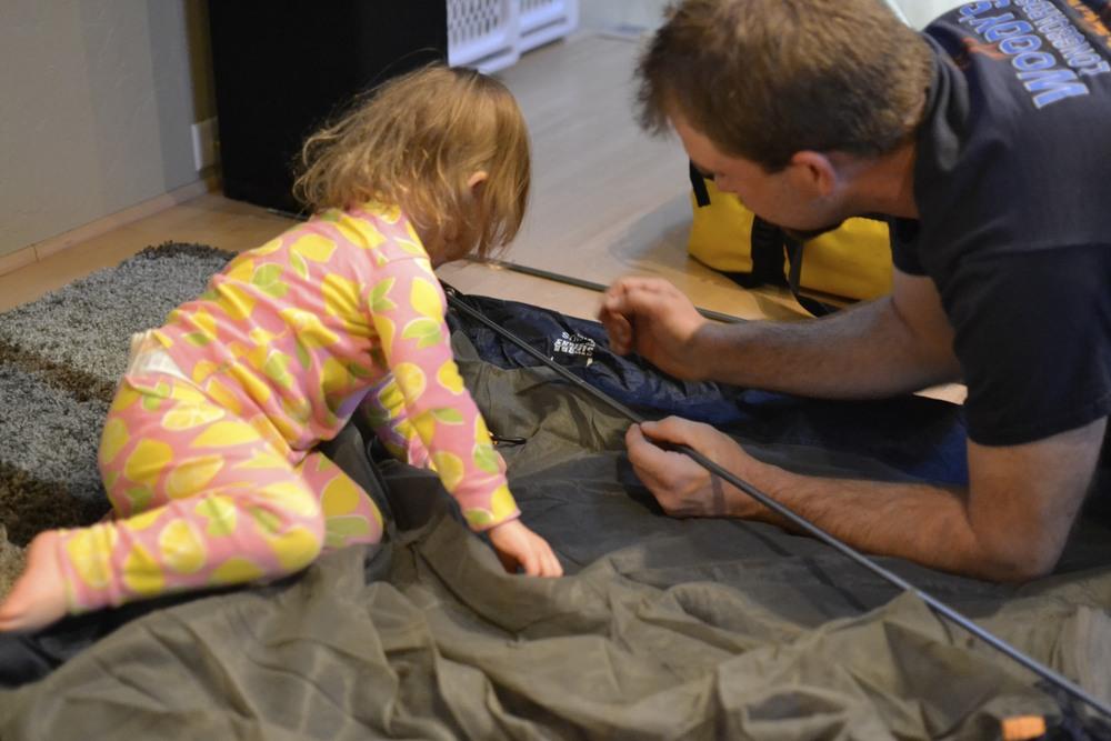 she's a great little helper!