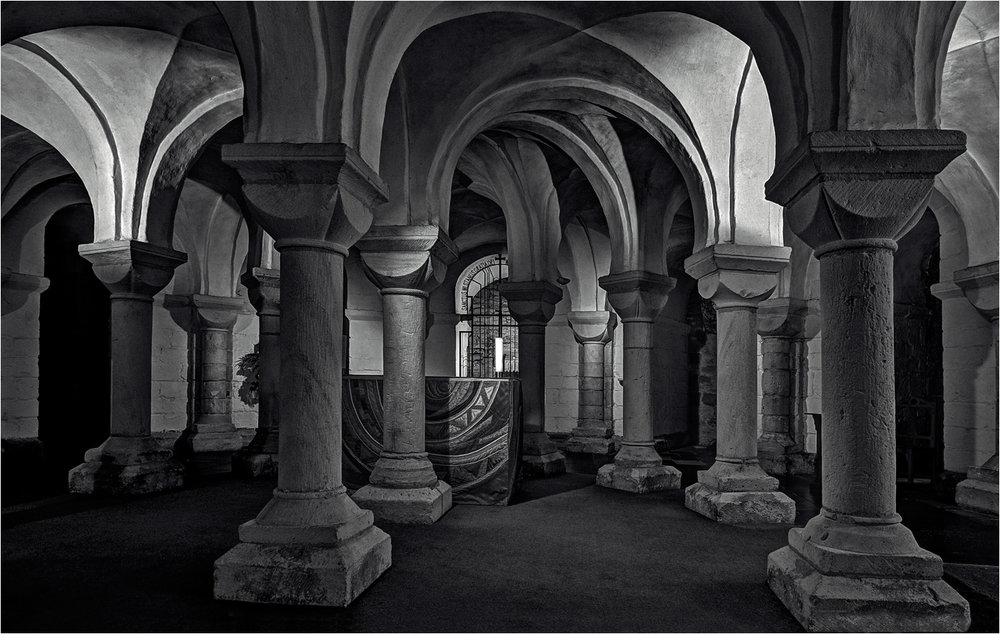 1_Worcester Cathedral Crypt_Peter Rean.jpg
