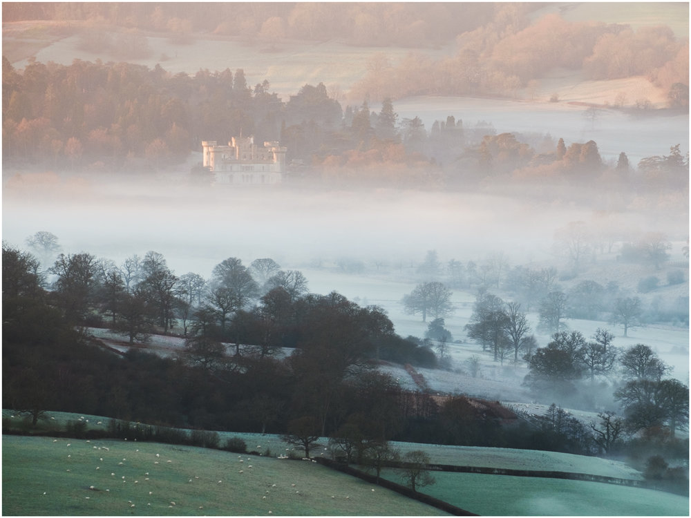 1_Eastnor Castle in the dawn mist_Doug Chaplin.jpg