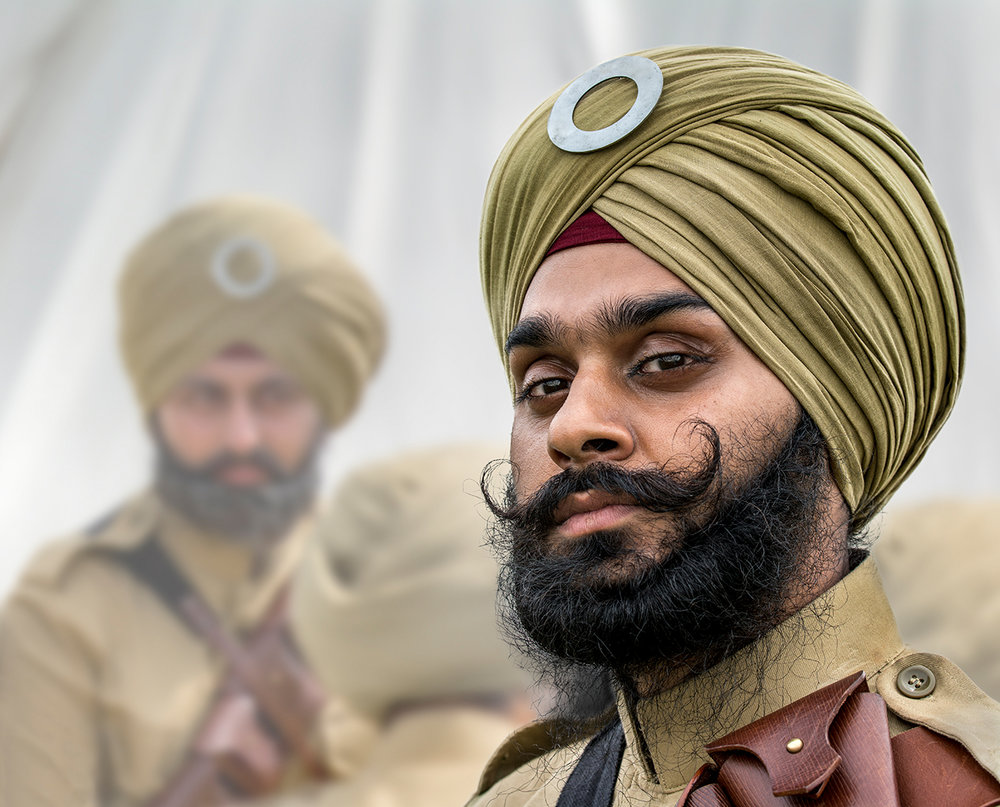 1_The Sikh Soldier_Mark Chambers.jpg