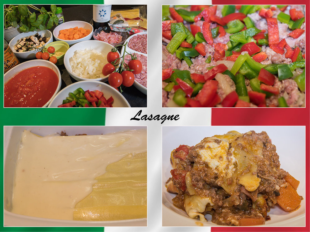 """Lasagne"" by Dave Rawlings"