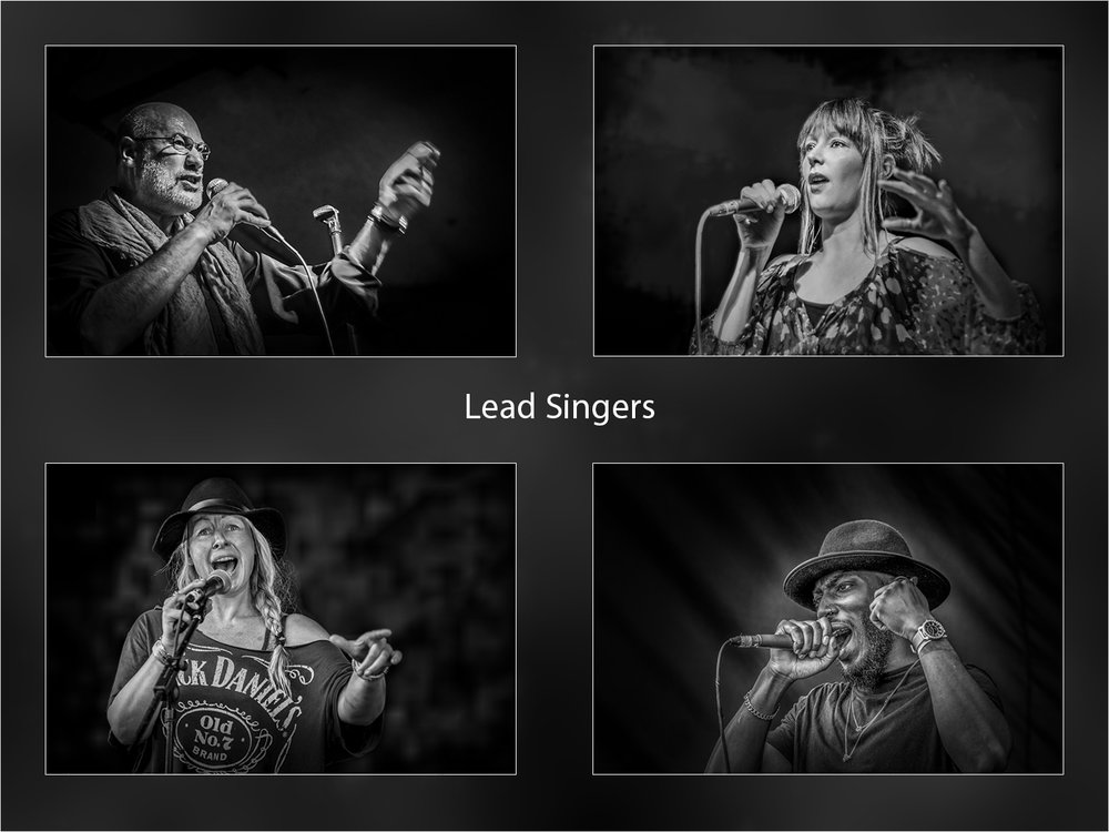 """Lead Singers"" by Mark Chambers"