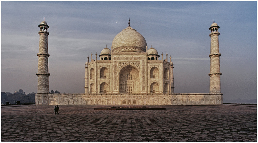 """Taj Mahal at Dawn"" by Jeremy Richardson"