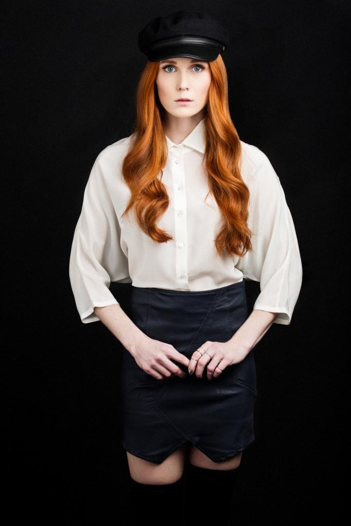 Александра Федорова Patrizia Pepe лукбук