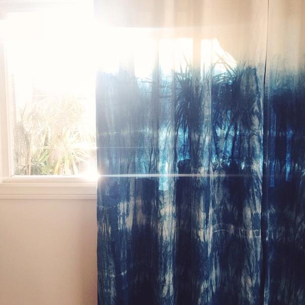 Custom Cotton Curtains