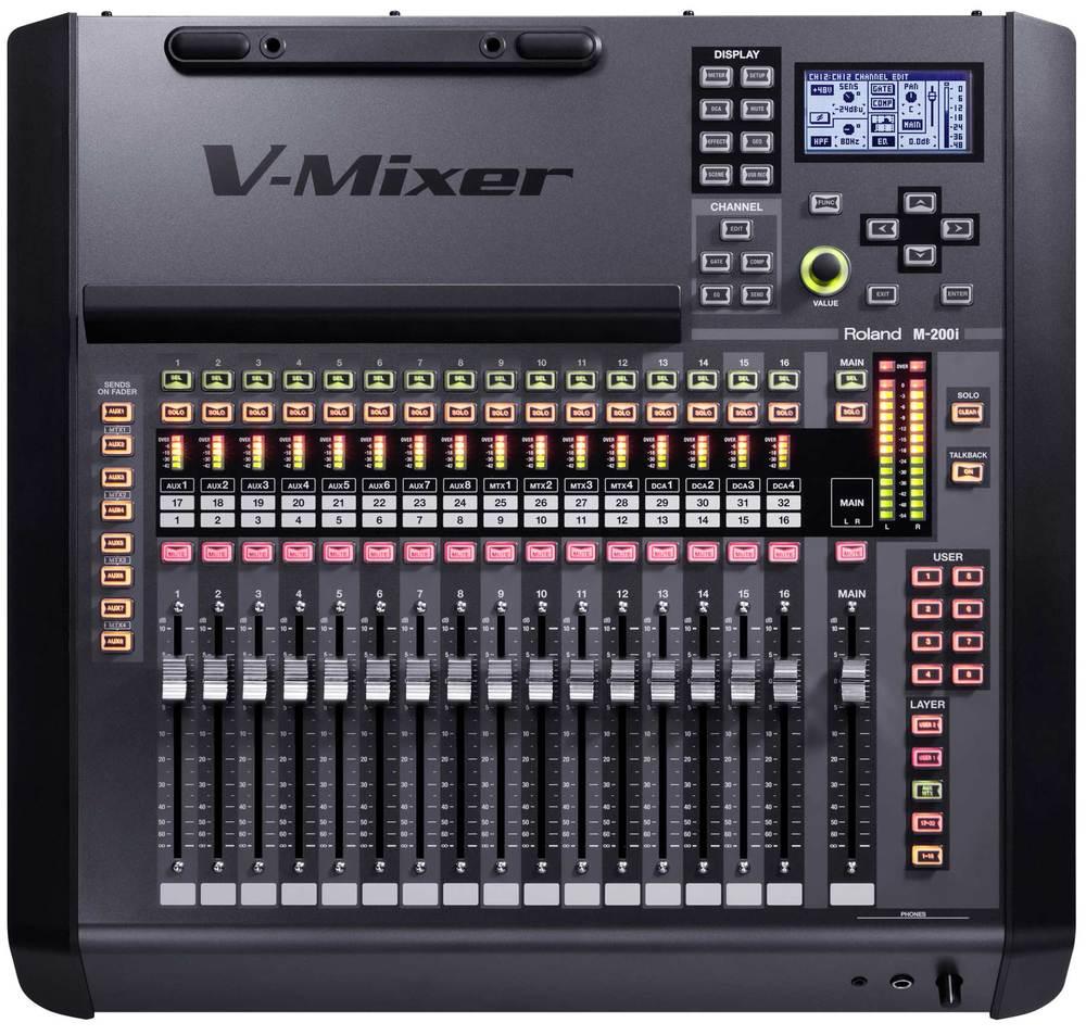 digital mixer comparison m200i x32 studiolive 24 4 2 pt 1 churchtecharts. Black Bedroom Furniture Sets. Home Design Ideas