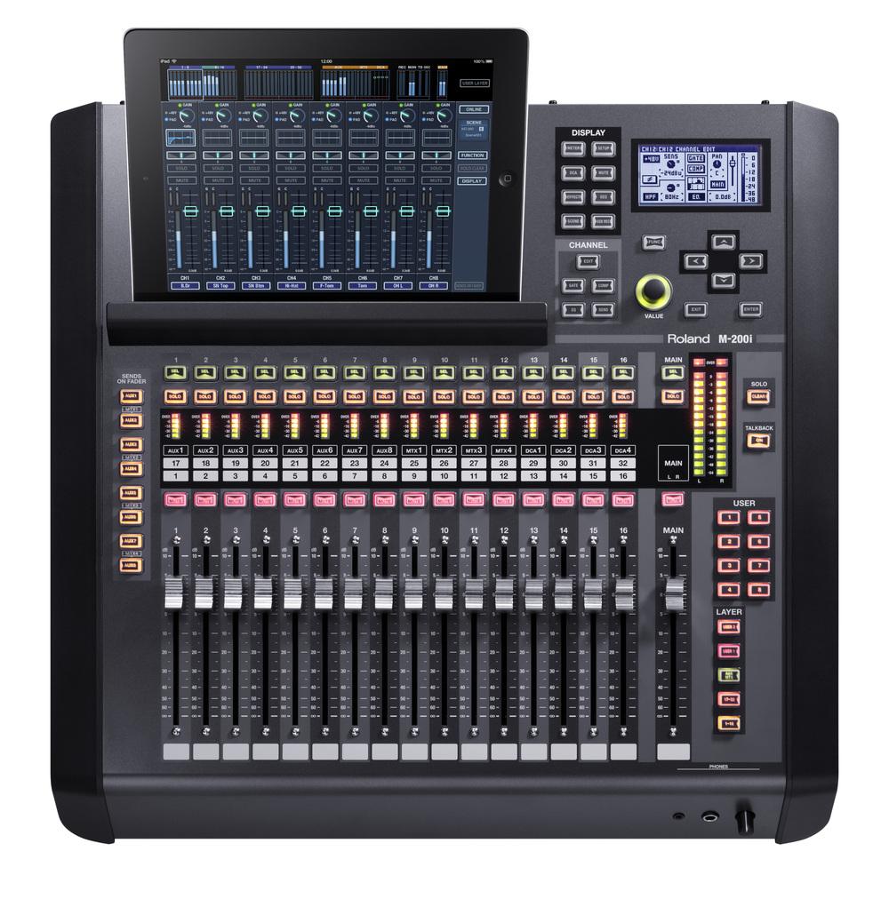 Digital Mixer Comparison M200i X32 Studiolive 24 4 2 Pt