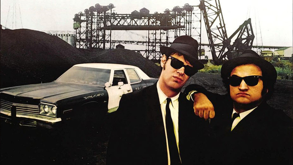 Joliet Jake and Elwood Blues