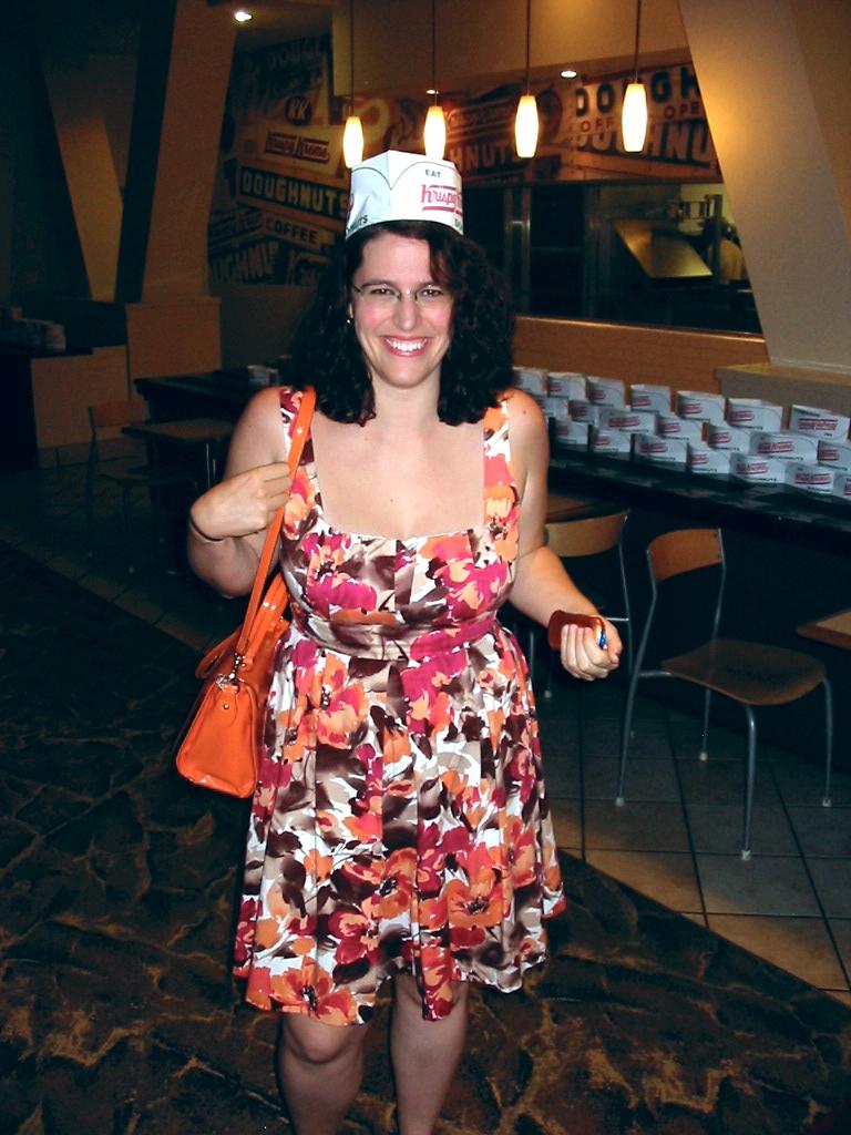 Queen Krispy Kreme