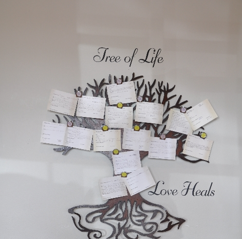 Did you know that you can donate to the TREE OF LIFE campaign that goes directly to people that cannot afford treatment here at the office, 100% of your donationswill directlyaffecta person's health by giving them IV Treatments, Supplements, Testing and much more. Interested in giving? Call the front desk at 469-402-2800      for more details on how you can be a part of someones health and healing. You will be apart of theLOVE HEALSmovement.