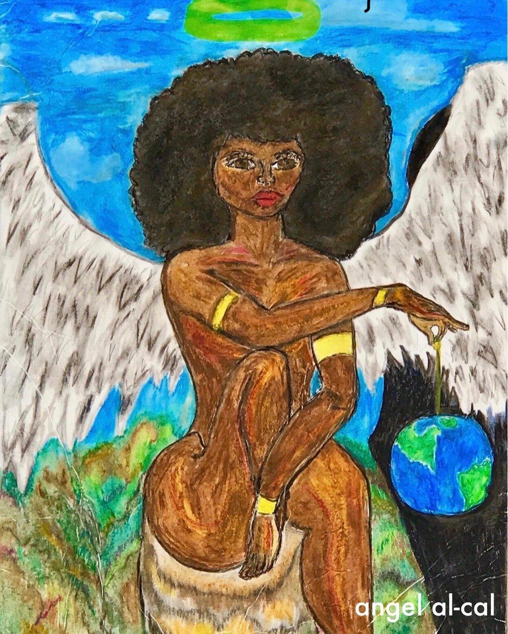 Angel Al-cal -
