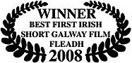 winner best first irish short film galway film fleadh 2008 james connor clements.jpg
