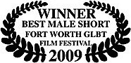 winner best male short fort worth glbt film festival 2009 james connor clements.jpg