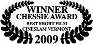 winner chessie award best short film cineslam vermont 2009 james connor clements.jpg