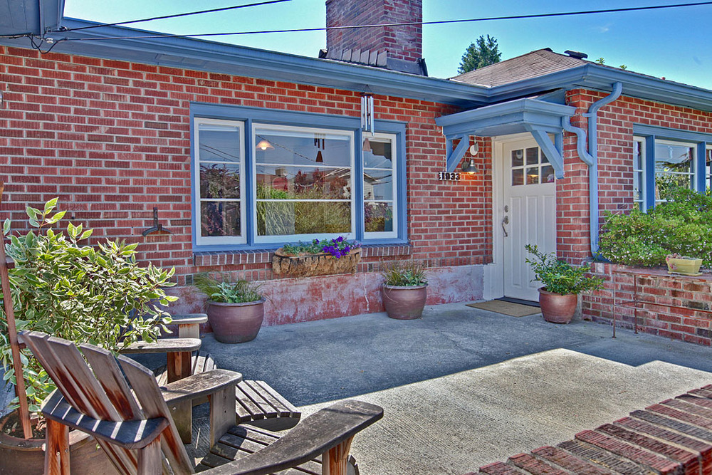 North Beach Brick Bungalow