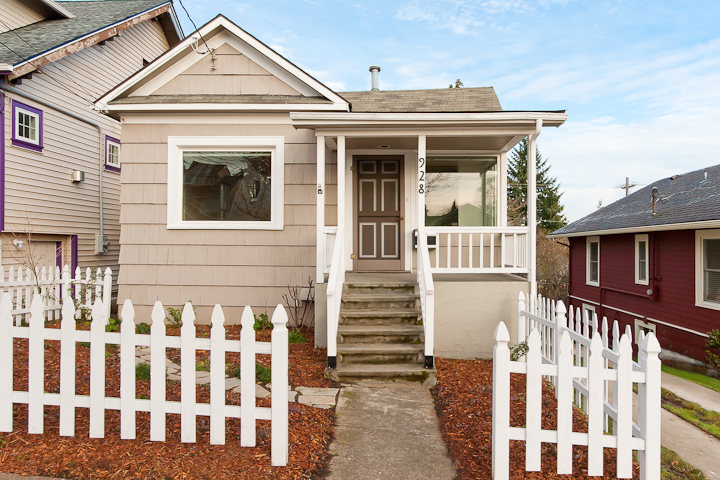 Green Lake Bungalow, Sold