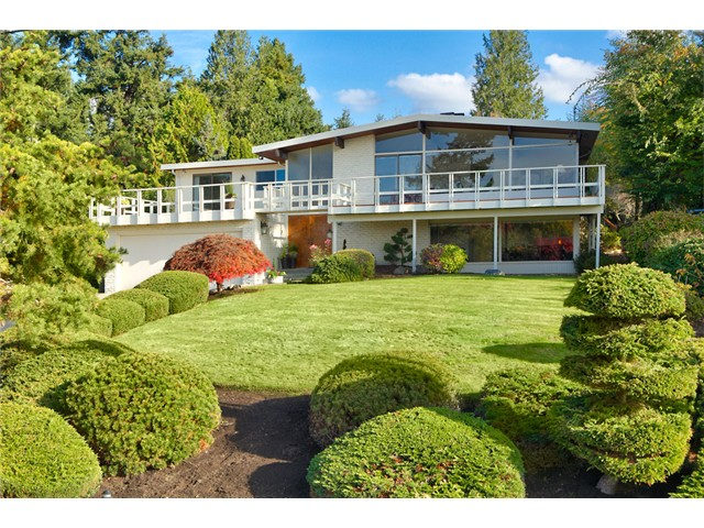 Mid-Century Modern, Woodway, Sold