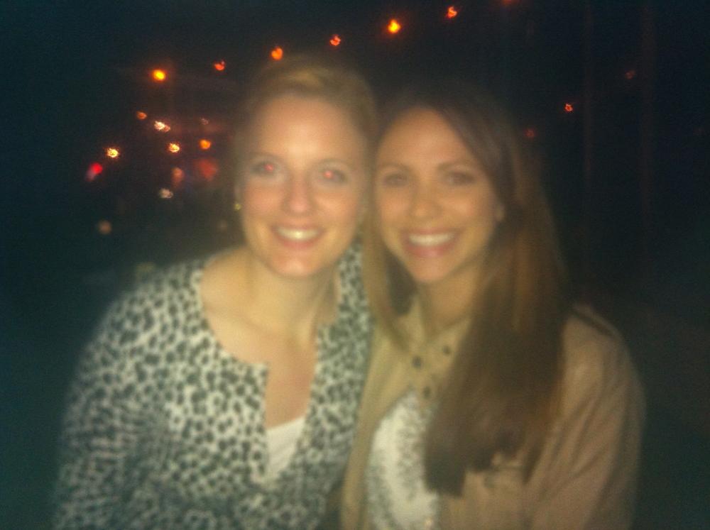 Keri and Julie