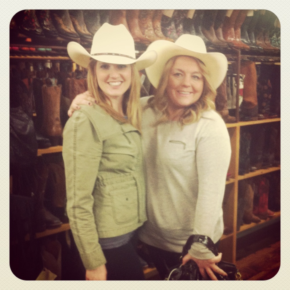Hats & Boots.