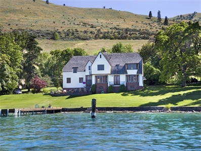 Lake Chelan Waterfront, $1,500,000
