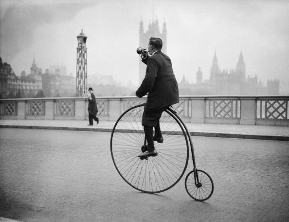Penny Farthing Bugle