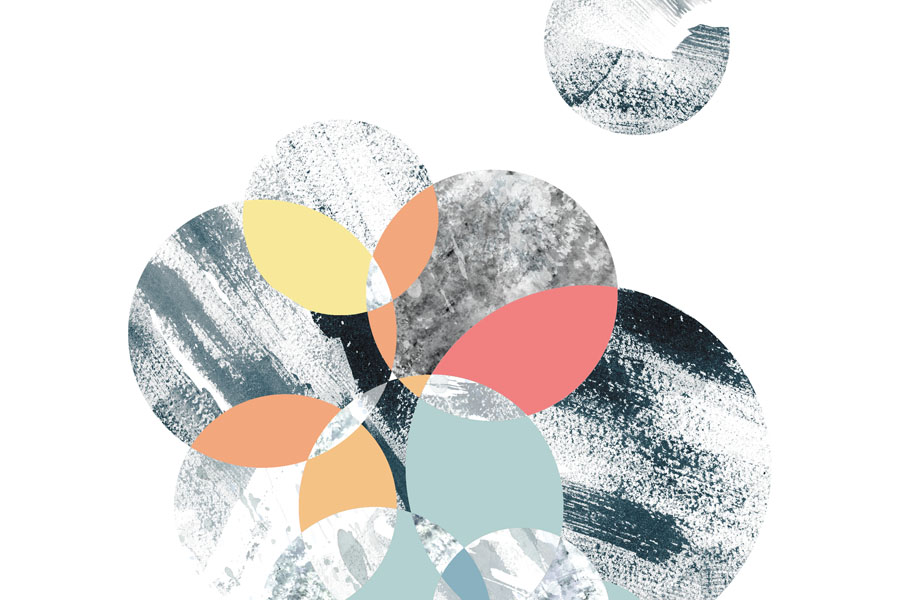 Circular Marks- Yao Cheng Design