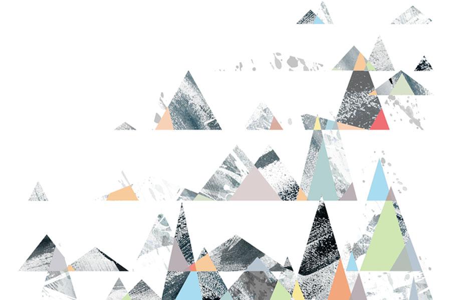 Triangular Marks - Yao Cheng Design