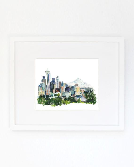 Seattle   I   Yao Cheng Design