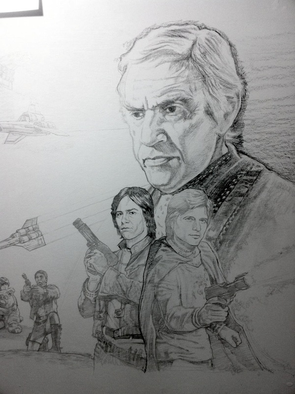 Illustrating Galactica