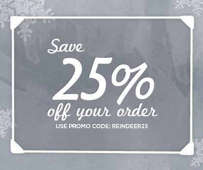Get 25% off your orders! http://paulshipper.imagekind.com promo code REINDEER25
