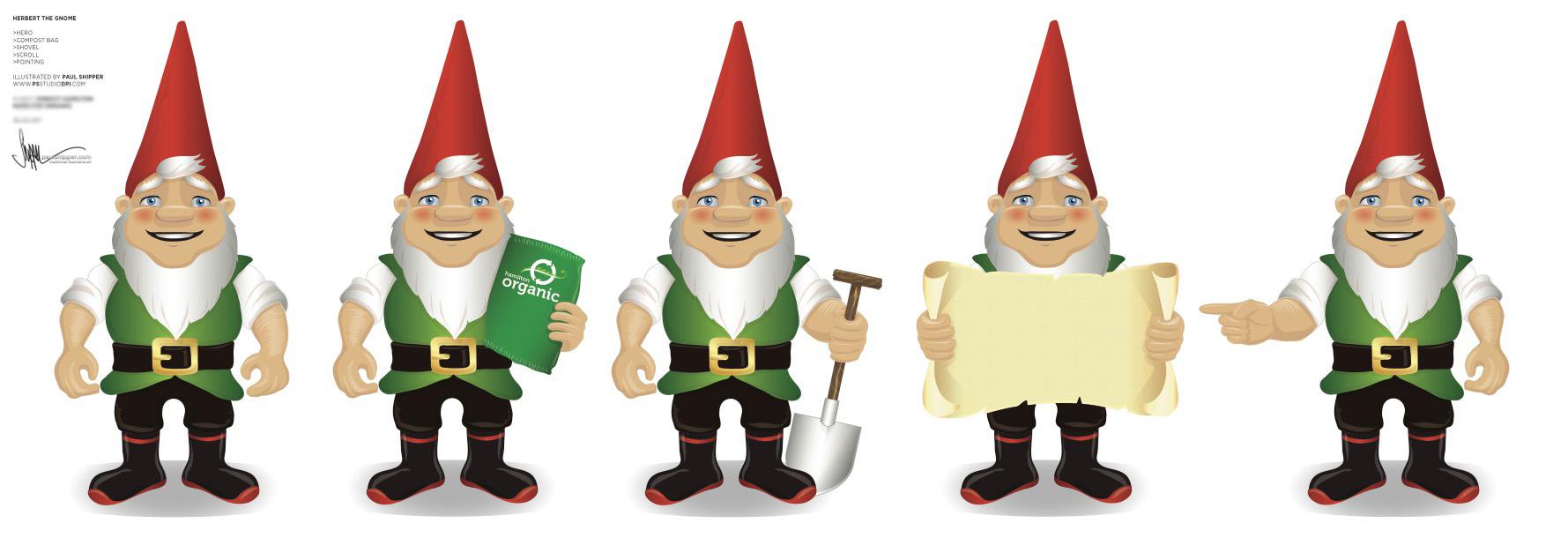Meet Herbert the Organic Gnome - Hamilton Organic