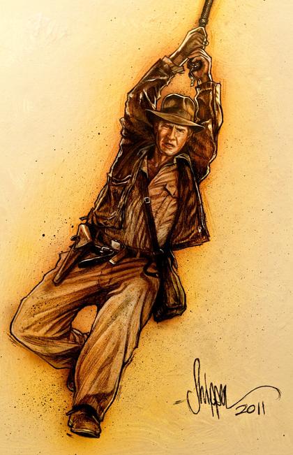 Celebrating 30 Years of Indiana Jones