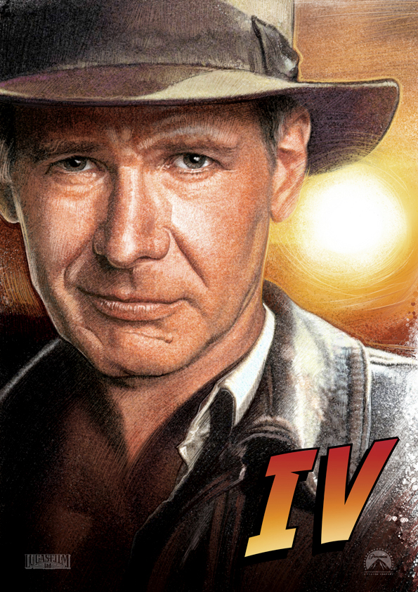 via 1.bp.blogspot.com Wow. Awesome News. Indiana Jones 5 has just been listed on IMDB. In pre production. I can only wish to have some kind of involvement this time round after missing out on Indy 4... So if anyone is considering hiring an illustrator to create iconic images of the man in the hat on his 5th outing, please, do consider contacting me... Apologies for the blatant plug... PS.