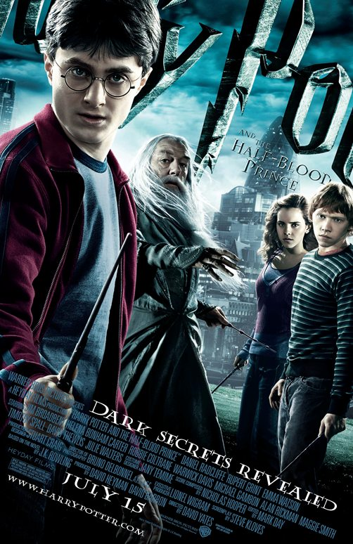 via  movies.msn.com     The New Harry Potter Film Poster Just released - Can't help but think this is another missed opportunity. Shame. Will add it to my list of Films that deserve better Key Art...       Posted via web    from  ps|studio's posterous