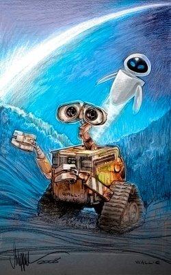 WALL•E sketch