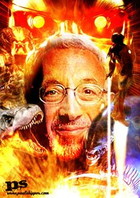 "Very sad news to hear that the amazing Special Effects Master Stan Winston has left us. He will be missed dearly but forever remembered. I read this article on TheRaider.Net and thought I would share it... Stan Winston, the Oscar-winning special-effects maestro responsible for bringing the dinosaurs of Jurassic Park and other iconic movie creatures to life, has died. He was 62. Winston died at his home in Malibu surrounded by family on Sunday evening after a seven-year struggle with multiple myeloma, according to a representative from Stan Winston Studio. Working with such directors as Steven Spielberg, James Cameron and Tim Burton in a career spanning four decades, Winston created some of the most memorable visual effects in cinematic history. He helped bring the dinosaurs from Jurassic Park, the extraterrestrials from Aliens, the robots from Terminator and even Edward Scissorhands to the big screen, and was a pioneer in merging real-world effects with computer imaging. Steven Spielberg, who worked with Winston on several films, said in a statement: ""Stan was a fearless and courageous artist/inventor, and for many projects, I rode his cutting edge from teddy bears to aliens to dinosaurs. My world would not have been the same without Stan. What I will miss most is his easy laugh every time he said to me, 'Nothing is impossible.' "" Winston won visual effects Oscars for 1986's Aliens, 1992's Terminator 2: Judgment Day and 1993's Jurassic Park. He also won a makeup Oscar for 1992's Batman Returns. Winston was nominated for his work on Heartbeeps, Predator, Edward Scissorhands, Batman Returns, The Lost World: Jurassic Park and A.I.. He last worked with director Jon Favreau on Paramount's Iron Man. Source: The Associate Press Spielberg statement source: Variety I have begun an illustration of Stan Winston surrounded by some of his creations you can see it at the top of this post."