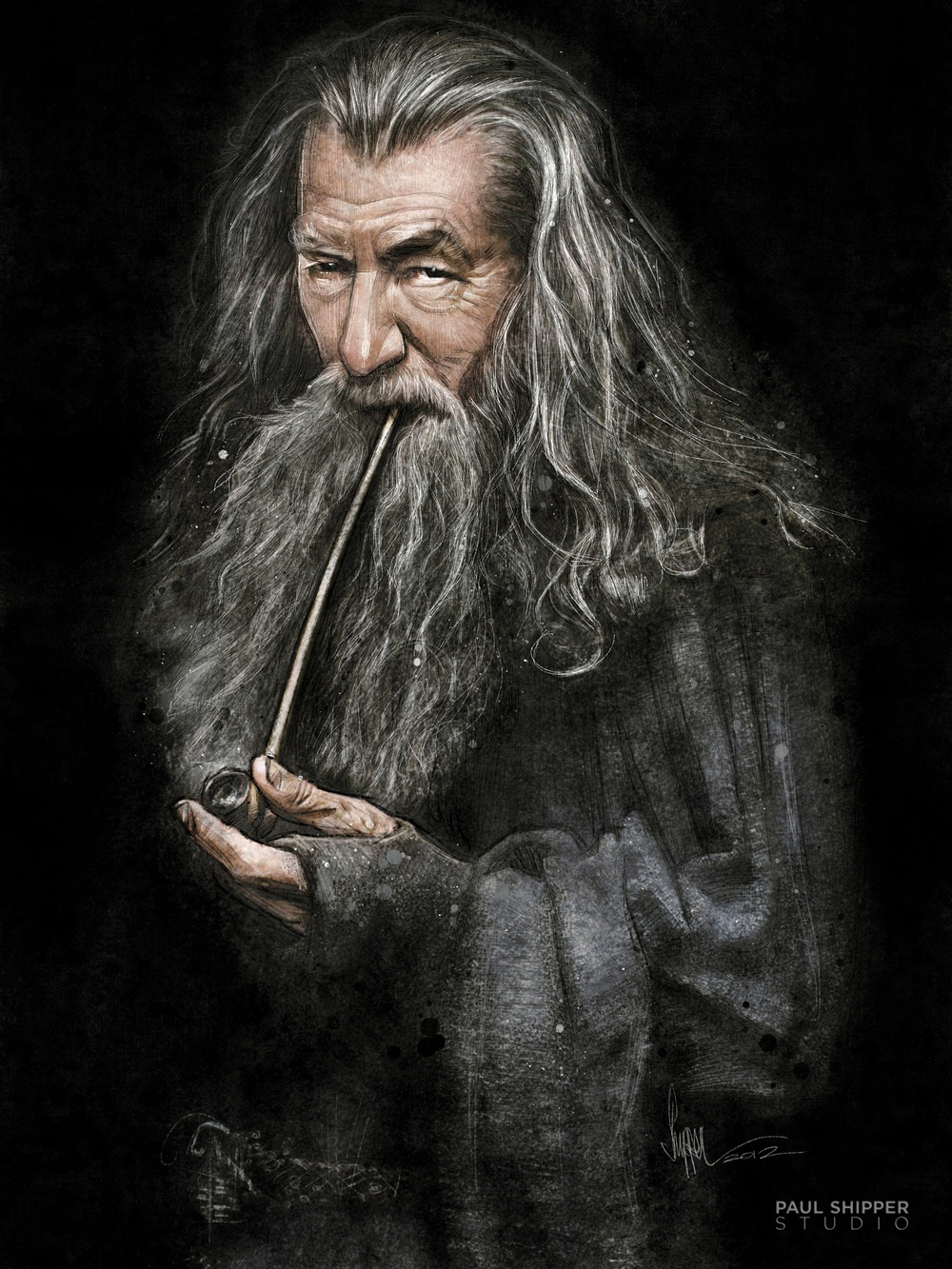 gandalf the hobbit In peter jackson's films, glamdring is one of gandalf's primary weapons in the hobbit trilogy, gandalf is able to recognise it as a sword of gondolin, but elrond identifies it by name the design of the blade is also different to the elvish curved swords regularly seen.
