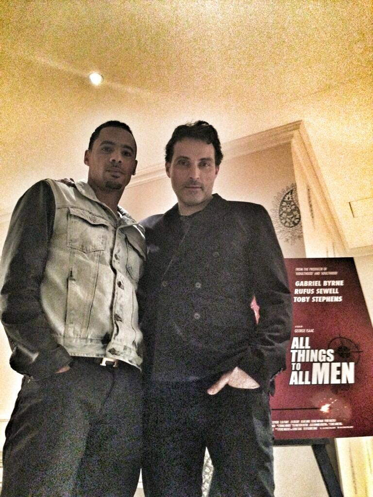 Harvey and Rufus Sewell